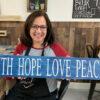 faith hope love peace