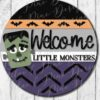 welcome little monsters