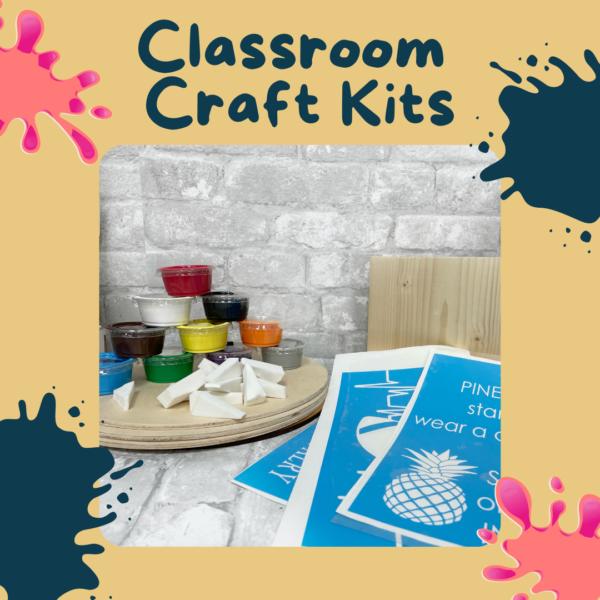 Classroom Paint Kits